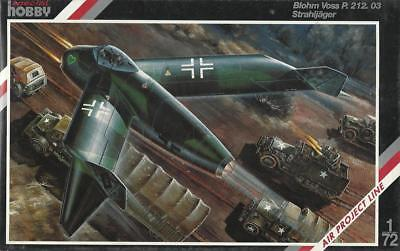 Special Hobby Blohm Voss P.212.03 code Sh 72001