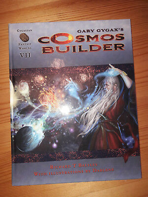Gary Gygax's Cosmos Builder - Roleplaying Game Book