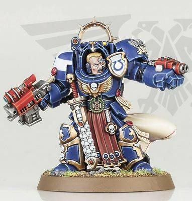 Space Marine Terminator Captain  store collectors.limited edition