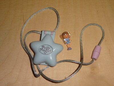 Polly Pocket mini Fairy Garden Locket - Fairy Fun Medaillon only Kette Anhänger