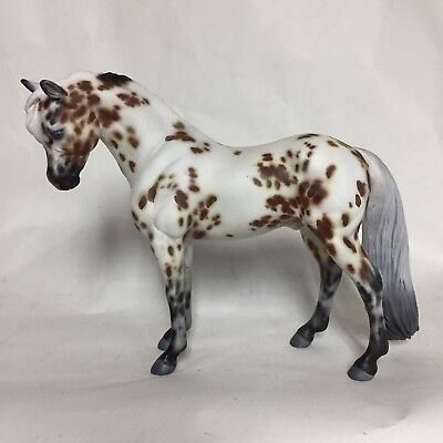 Breyer Custom Painted Bouncer to Bay Leopardy Appy - LSQ