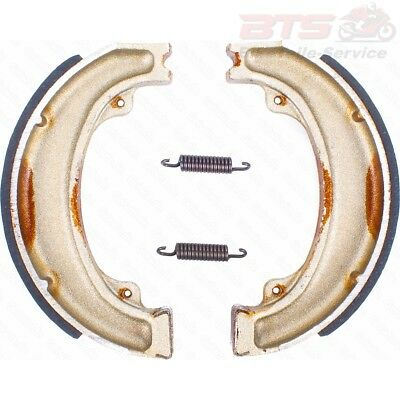 Trommelbremse Bremsbacken MCS 810 Honda NX XL brake shoes Lucas