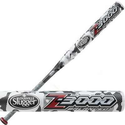 (28.0 ounces, Balanced) - LOUISVILLE SLUGGER Z3000 SOFTBALL BAT SLOW PITCH -