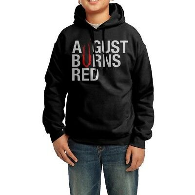 (M) - YHTY Youth Unisex Hoodie August Burns Red Black. Free Delivery