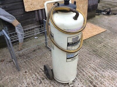 High Pressure Large Gas Powered Wheeled Fire Extinguisher
