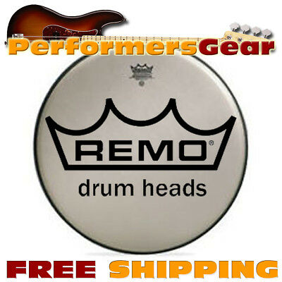 "Remo RA-0013-SS 13"" Renaissance Ambassador Tom Batter Drum Head"