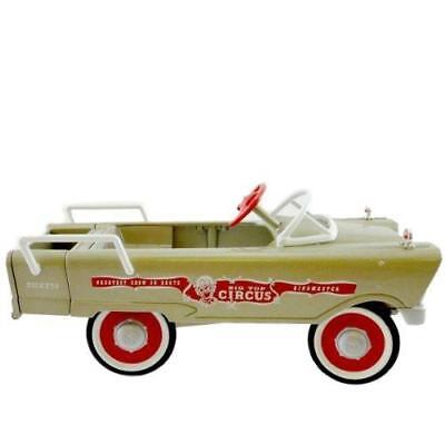Hallmark Kiddie Car 1961 Murray Circus Car NEW IN BOX $48.00 Retail
