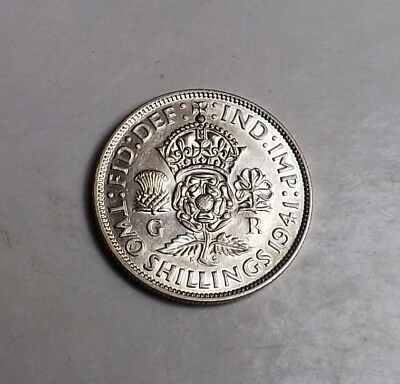 George V1 1941 Florin/two-Shilling Very Nice Condition