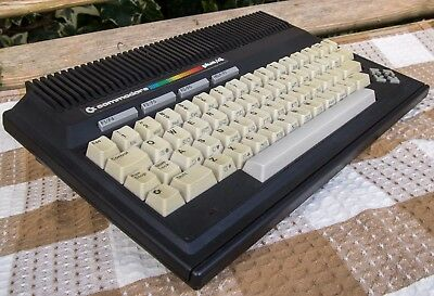Commodore Plus  4  Tested And Working