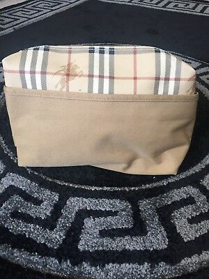 Burberry Perfumes Toiletry Bag