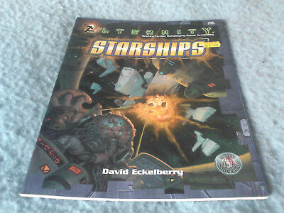 TSR Star Drive. Alternity Sci Fi role playing Game - Starships