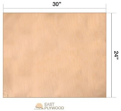 """Baltic Birch Plywood - 3/4"""" thick, 24"""" x 30"""""""