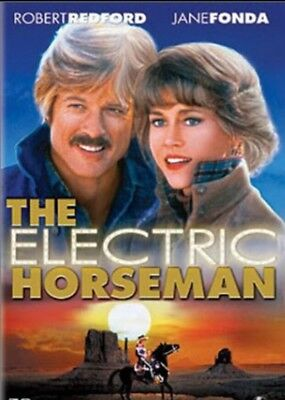 "Super 8 Cine Film""The Electric Horseman"" 800ft Col/sound Redford/Fonda.Very Rare"