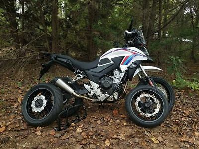 2014 Honda CB  CB500X Rally Raid ADV Level 3 non-abs 2014