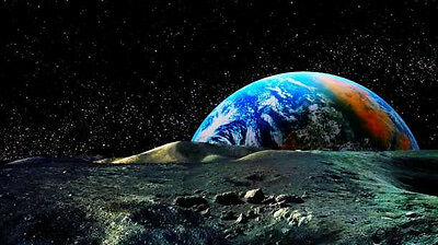 Earth - Office Digital Image, Photograph, Picture, Photo - 1p Auction A204 CW