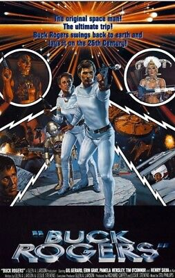 "Super 8 Cine Film""Buck Rogers In The 25th Century"" On A 800ft Reel Colour/sound"
