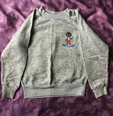 "Rare Vintage Robertson's Jam Children's Promotional Jumper Size 26"" chest"