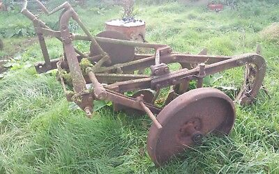 ransoms plough 3 furrow