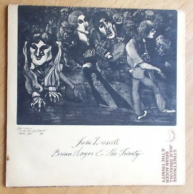 JULIE DRISCOLL / BRIAN AUGER -STREETNOISE-RARE 60s 2LP SET ON MARMALADE-CLASSIC!