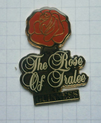 IRLAND / GUINNESS / THE ROSE OF TRALEE ........... Bier-Pin (110f)