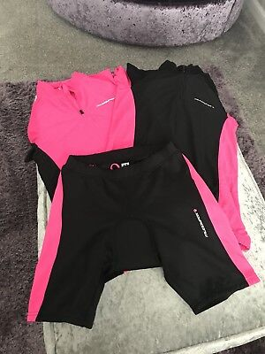 Muddy Fox Ladies Cycling Outfit Size 12