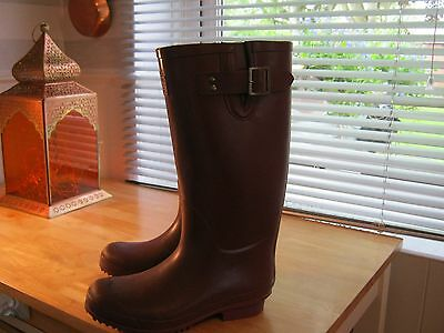 Briers womens wellingtons new size 4