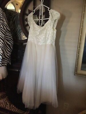 Ballet Style / Or Wedding Attendant Dress