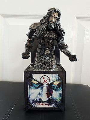 Rare Art Asylum Rob Zombie Rob 'N' The Box Jack In The Box Collectable Toy
