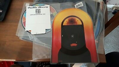 freddy mercury great pretender picture disc. Never been played