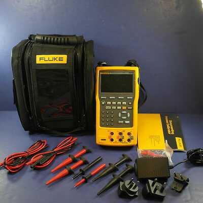 Fluke 754 DPC Documenting Process Calibrator, Near Mint, See Details! 753