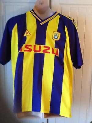 Coventry City Away Shirt 1998.