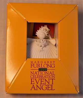 Margaret Furlong 2000 National Celebration Trio of Life Angel & pin (NIB)