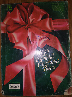 Vintage Sears Wish Book Christmas Catalog 1981 Toys!