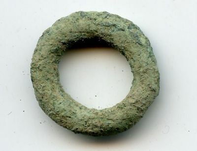 Authentic large Celtic ring money (25mm), 800-500 BC, Central Europe (ex-CNG)
