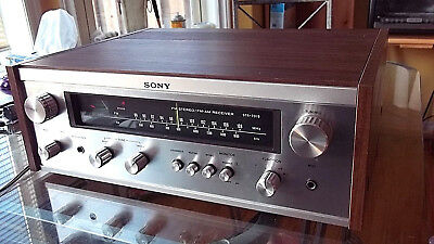 Excellent Vintage Sony STR-7015 Stereo Receiver