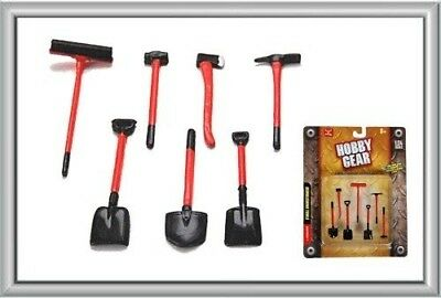 Hobby Gear - 1:24 Scale Garage Demolishing Tools. Shipping is Free
