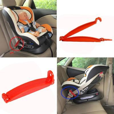 1x Safe Baby Car Child Toddler Seat Safety Belt Clip Strap Fixed Lock Buckle