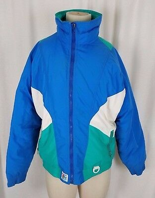Vintage Colorado Classics by Gerry Ski Winter Parka Jacket Womens M 1990s Retro