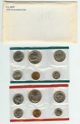 1979 COMPLETE UNITED STATES US MINT COIN SET. U.S. MINT. Best Price