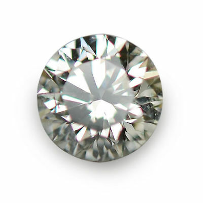 0.25 Ctw Best Round New To Auction Fire Luster Natural Diamond