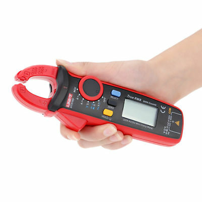 UNI-T UT210D Digital Clamp Meter AC/DC Current Voltage Multimeter Temp Tester GB