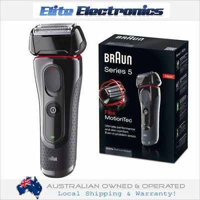 Braun 5020S Series 5 Mens Electric Cordless Rechargeable Shaver Trimmer