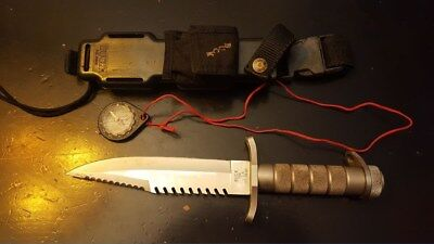 Buck BuckMaster model 184 Survival Knife