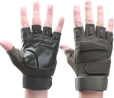 (#1, Medium) - Half Finger Gloves Sports Outdoor In Spring And Summer Weights