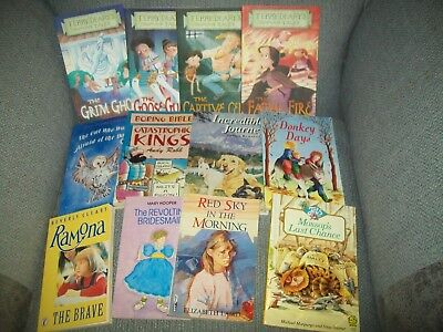 Collection Of Childrens Books X12