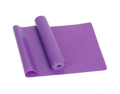 (Purple, 3#) - XLHGG Yoga Belt Resistance Bands Thickened Latex Material Yoga