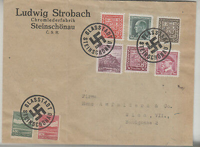 Germany Sudentland  Czechsolovakia Good Cover