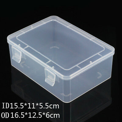 Clear With Lids Plastic Member Card Business Card Storage Plastic Containers Box