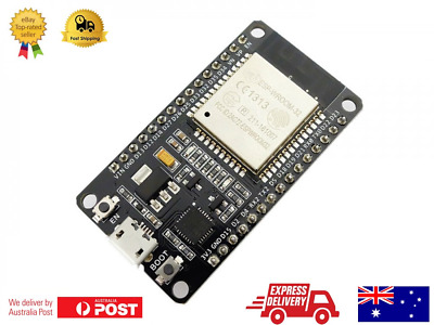 ESP32 2.4 GHz Dual-mode Wi-Fi Bluetooth Chip - AUPost Priority Shipping