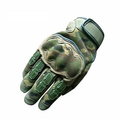 (#1, X-Large) - Glove Male Sports Outdoor Weights Non-slip Full Finger Gloves